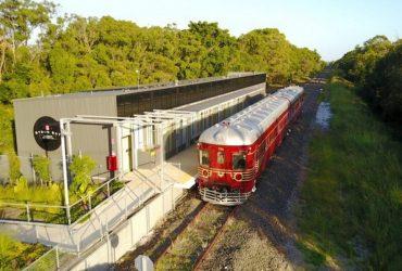 Сонячні батареї дозволили побудувати повністю екологічно чистий поїзд в Австралії