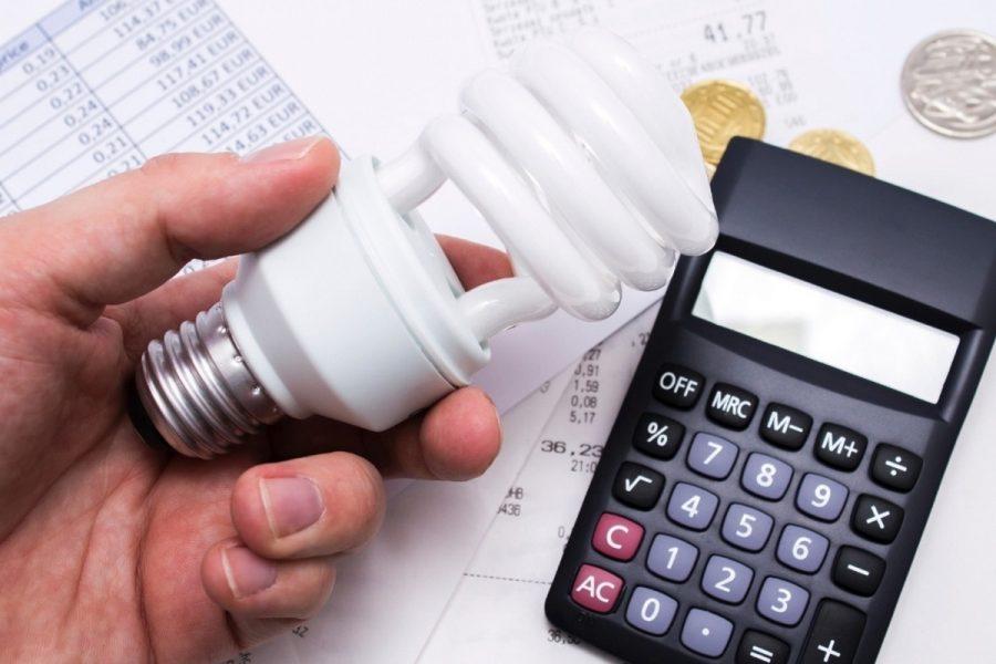 Розрахунок споживання електроенергії