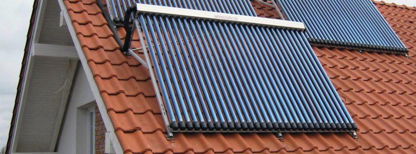 Сонячний колектор: будова, принцип роботи