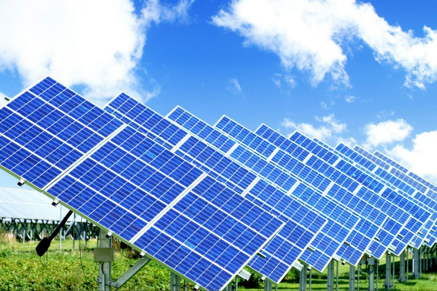 Сонячна батарея: принцип роботи
