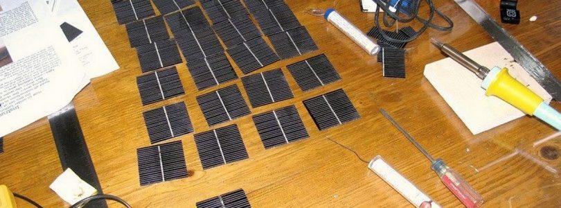 Как создать солнечные батареи своими руками