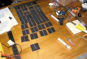 Як виготовити сонячні батареї своїми руками
