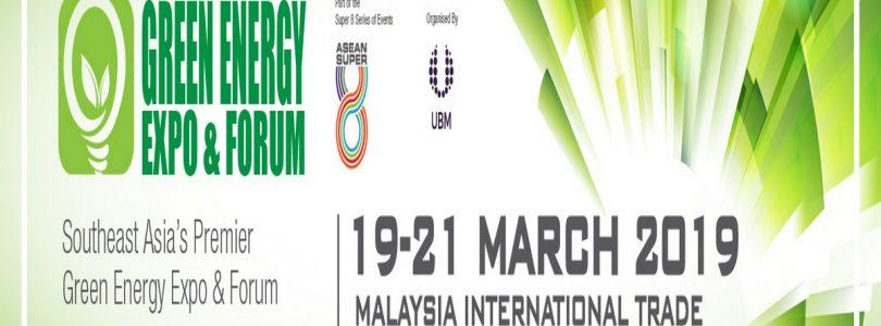GREEN ENERGY EXPO & FORUM 2019