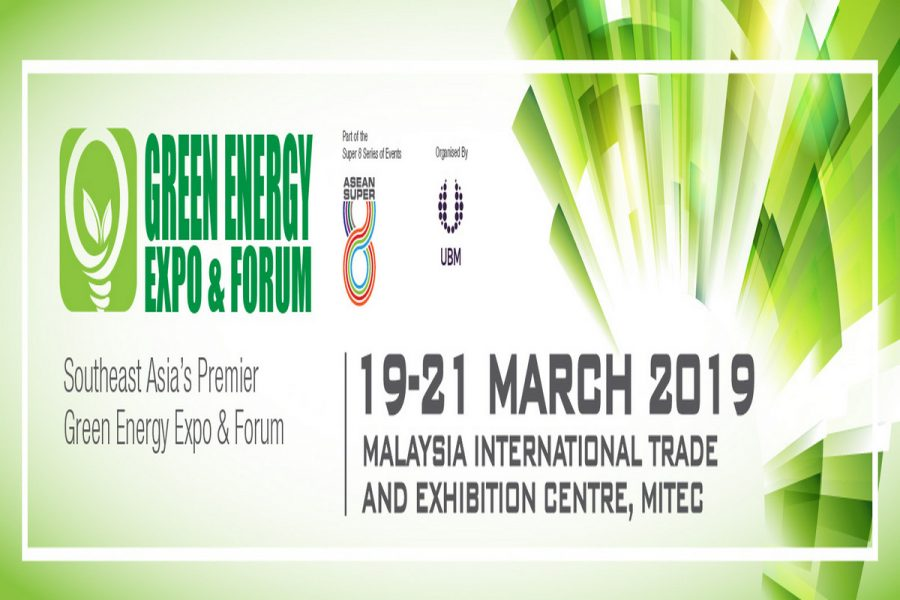 GREEN ENERGY EXPO & FORUM 2019