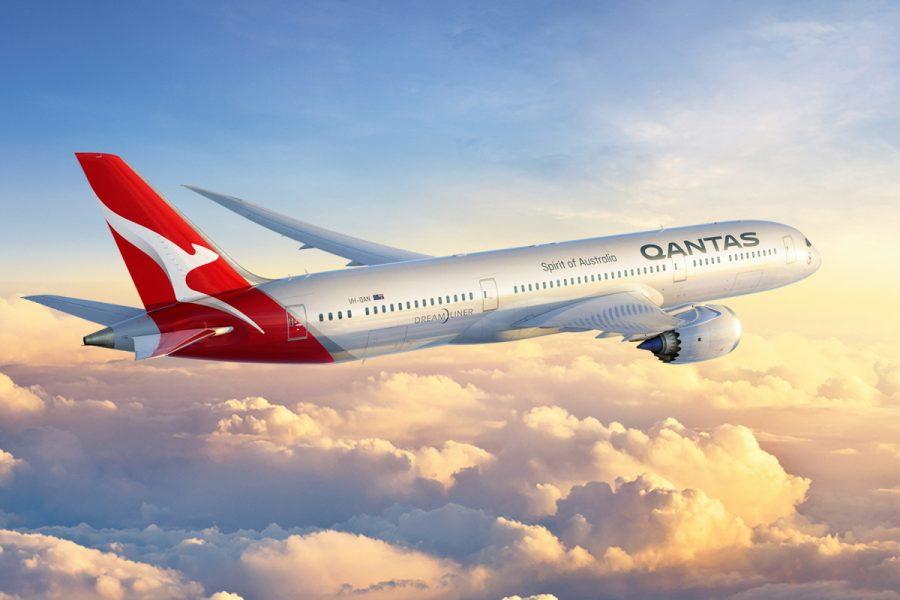 Самолет на биотопливе выполнил первый полет из Австралии в США
