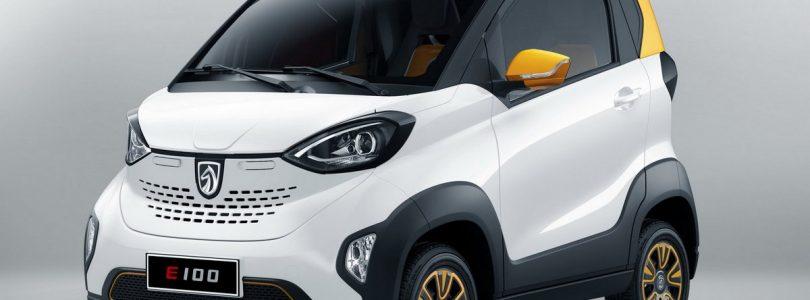 Самый дешевый электромобиль в Украине и мире