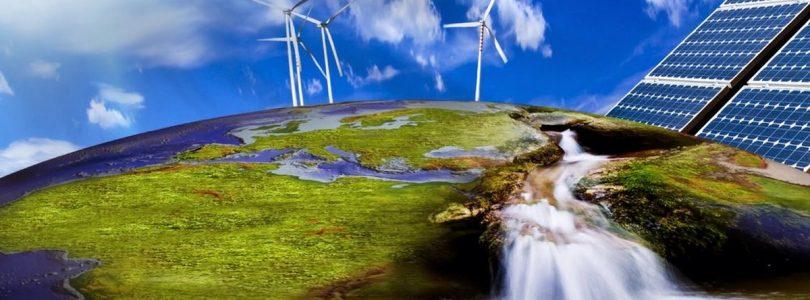 Доля альтернативной энергетики в мире