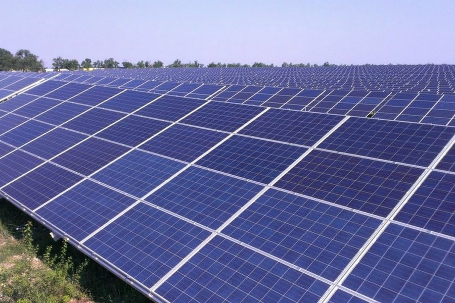 Ціни на монокристалічні сонячні батареї продовжили знижуватися