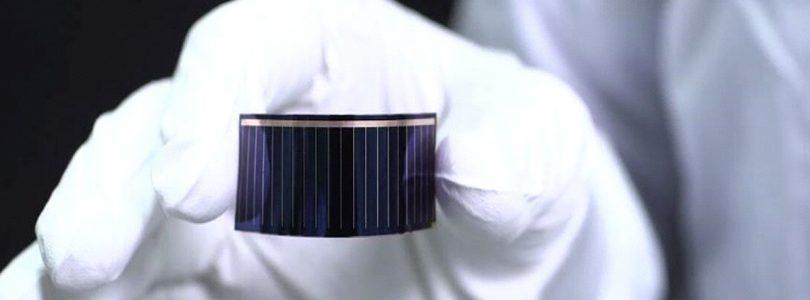 Тонкоплівкові сонячні батареї, виготовлені в Китаї, встановили новий рекорд ефективності.
