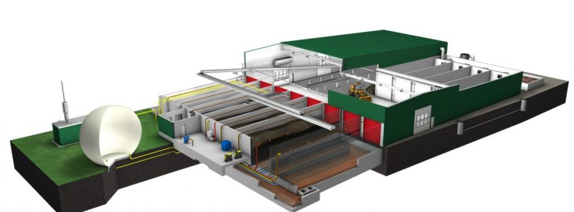 Французька компанія розглядає можливість відкрити в Україні виробництво біогазу зі сміття
