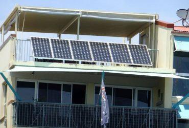Балконні сонячні панелі: досвід Європи