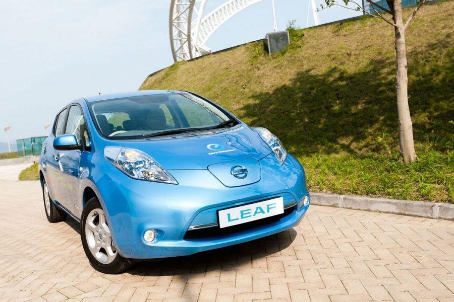 Электромобили в Украине могут стать дешевле еще на 23%