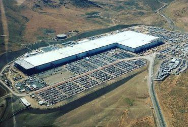 Найпотужніша в світі дахова сонячна електростанція буде побудована на Гігафабриці 1