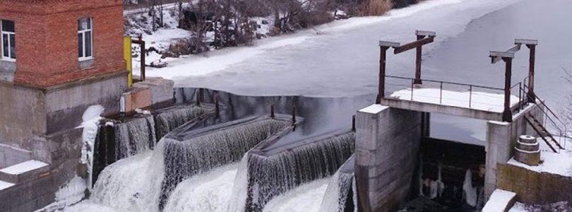 Первую мини-ГЭС запустили в Днепропетровской области