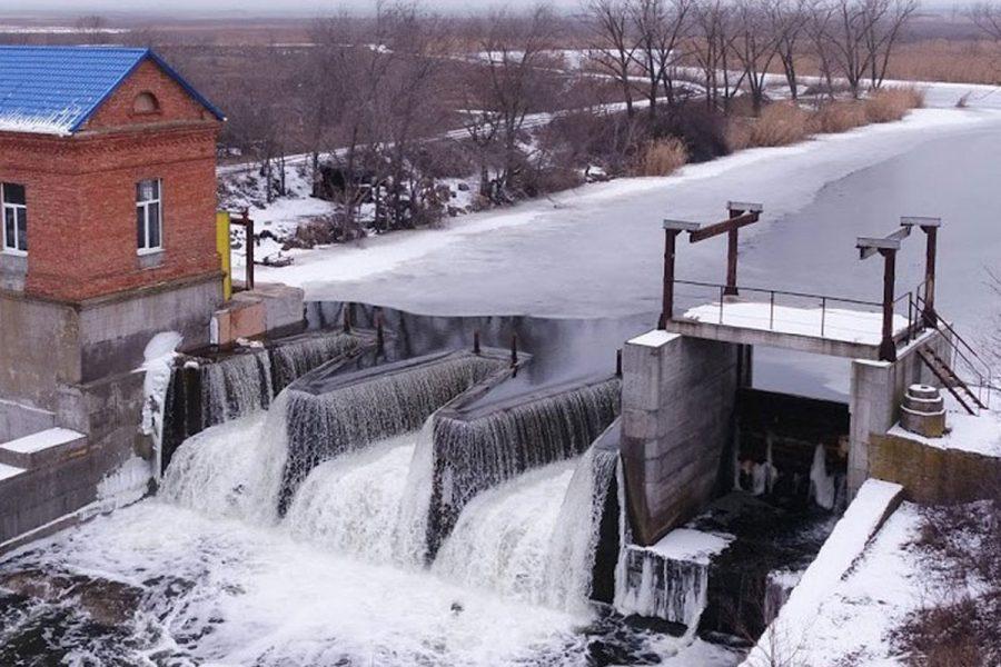 Першу міні-ГЕС відкрили в Дніпропетровській області