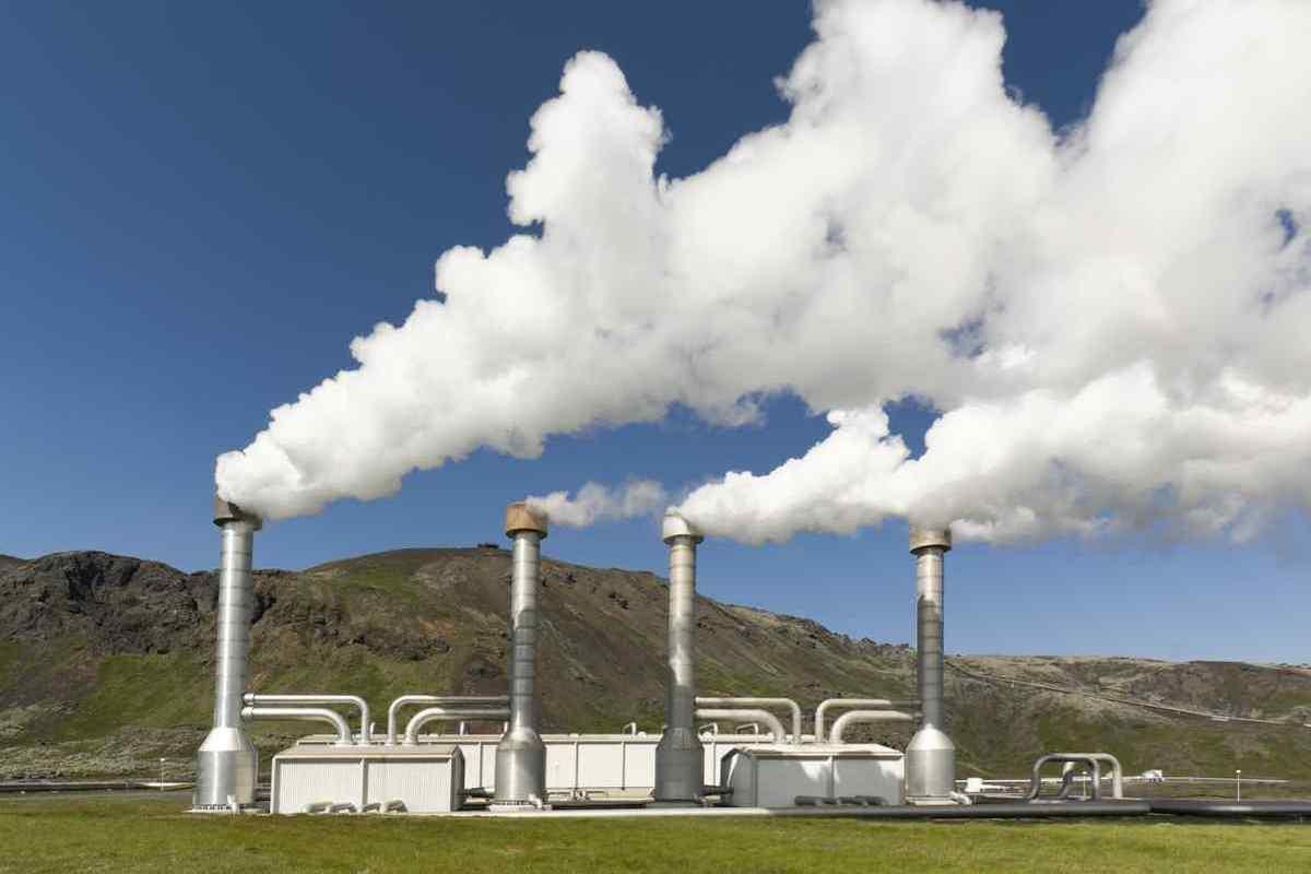 Геотермальна енергія