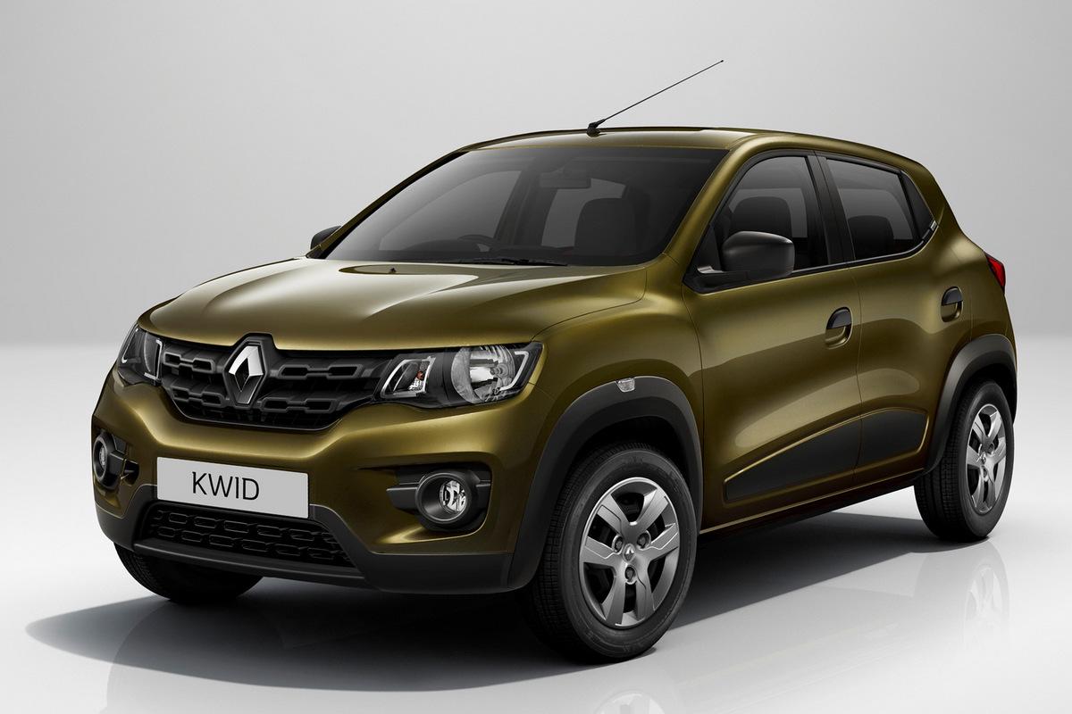 Renault-Nissan представит бюджетный электромобиль