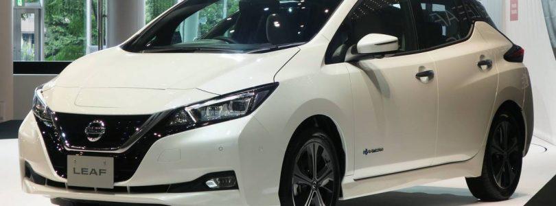 Названы самые популярные электромобили в Украине в первой половине 2018 года