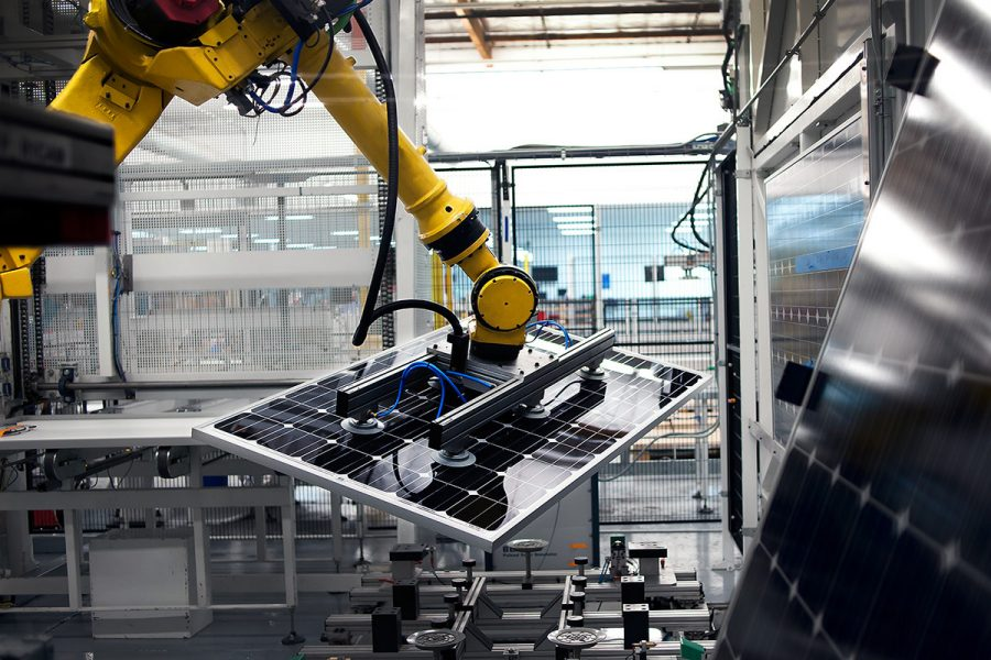 ТОП-10 производителей солнечных панелей 2019