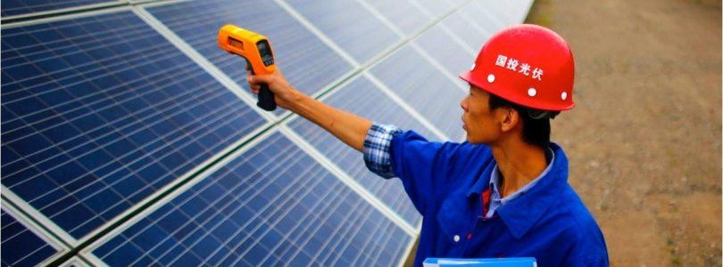 Сонячні панелі китайського виробництва