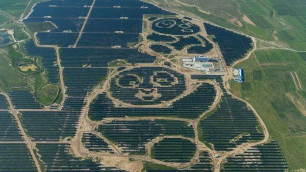 Китайські сонячні панелі