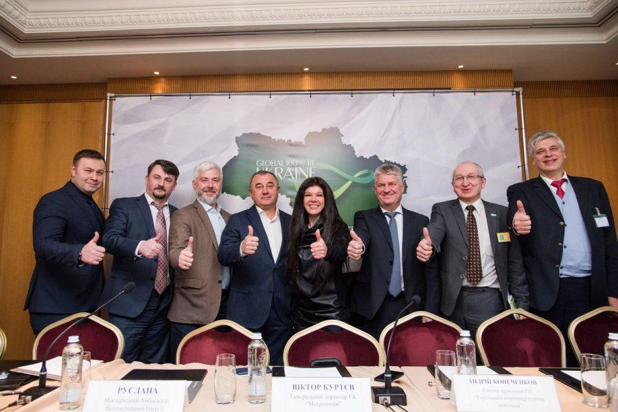 Global 100% RE UKRAINE