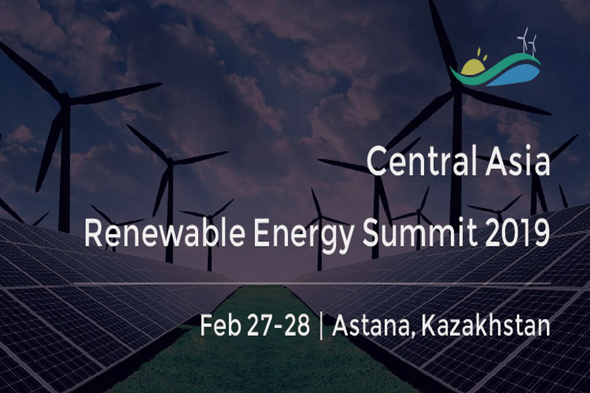 CENTRAL ASIA RENEWABLE ENERGY SUMMIT