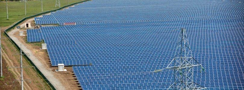 Солнечная электростанция «Дунайская»