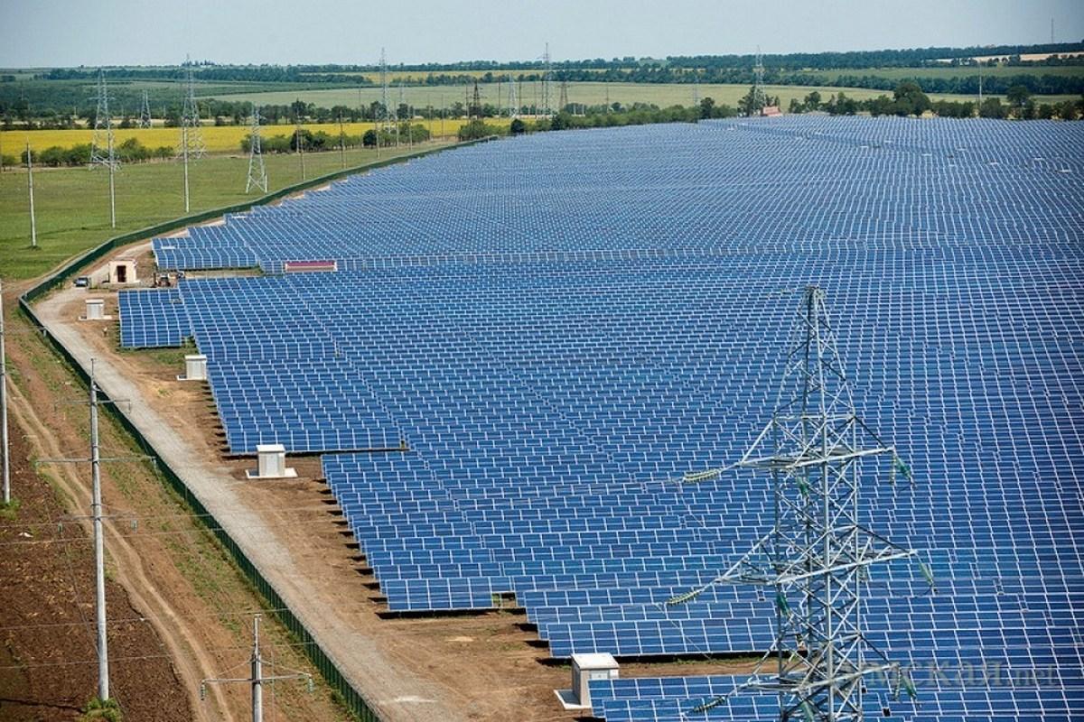 Сонячна електростанція «Дунайська»