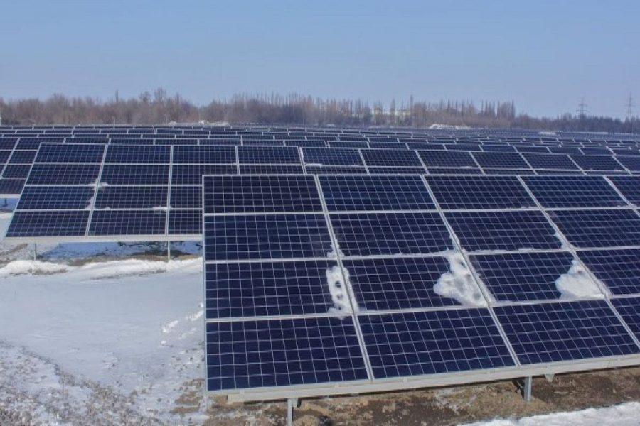 Никопольская солнечная электростанция