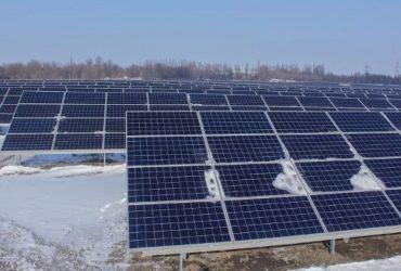 Нікопольська сонячна електростанція
