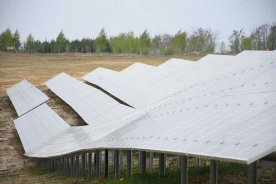 Сонячна електростанція «Озерна»