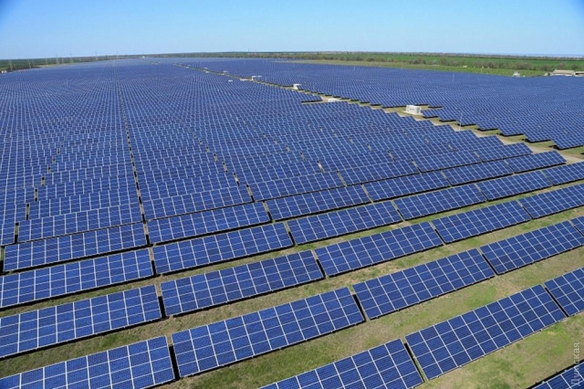 Солнечная электростанция «Староказачье»