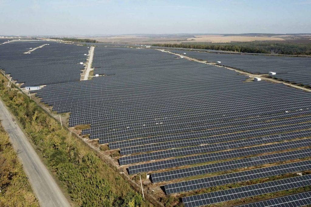 Каменец-Подольская солнечная электростанция