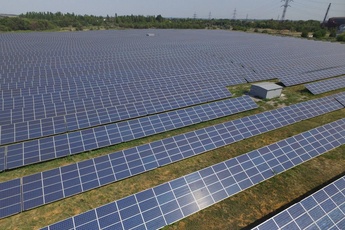 Еще одна солнечная электростанция рекордной мощности будет построена на Днепропетровщине