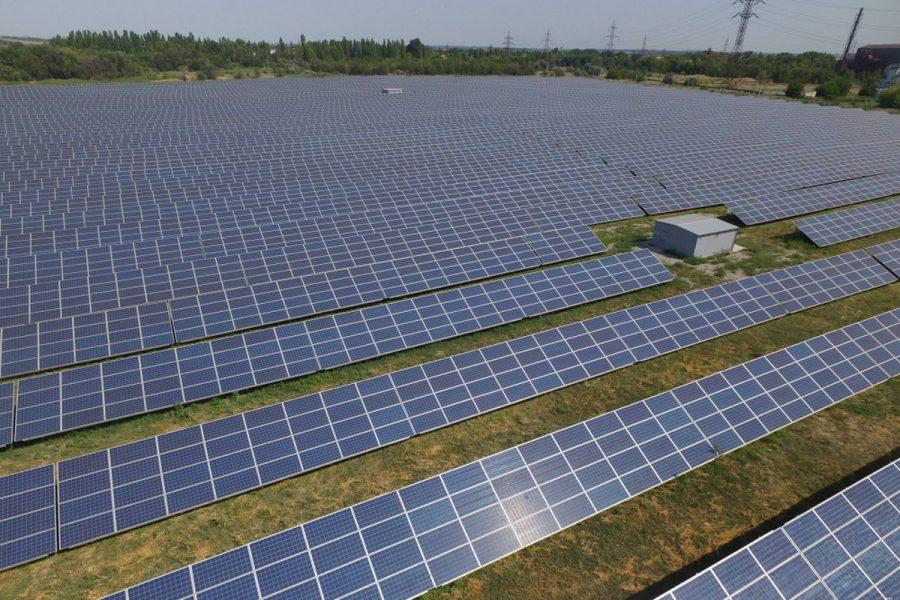 Ще одна сонячна електростанція рекордної потужності буде побудована на Дніпропетровщині