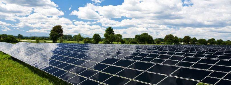 Солнечная электростанция «Эко-техник Никополь»