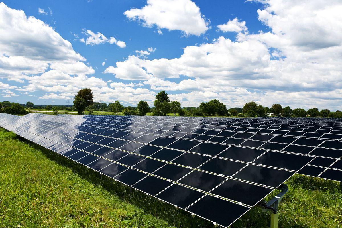 Сонячна електростанція «Еко-технік Нікополь»