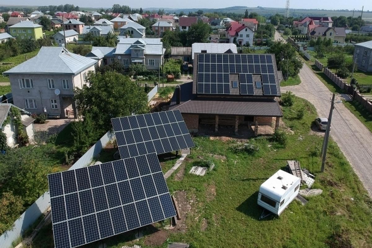Міненерго хоче обмежити домашні сонячні електростанції