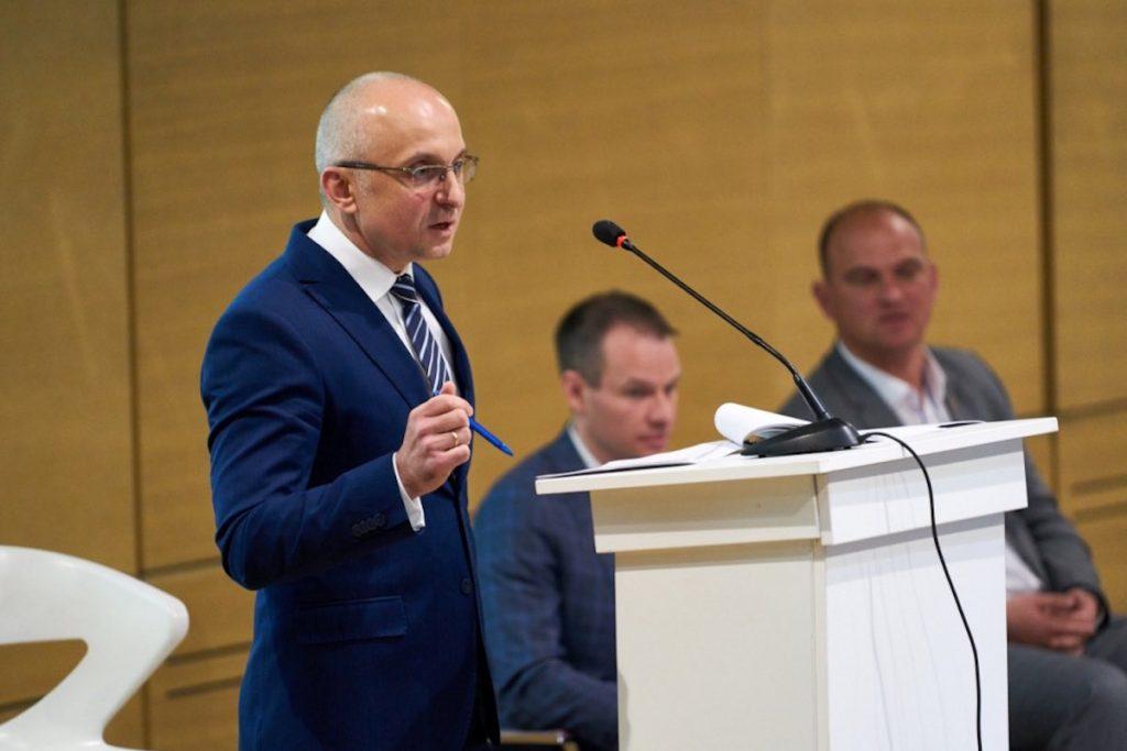 Сергій Савчук на форумі енергоефективного партнерства