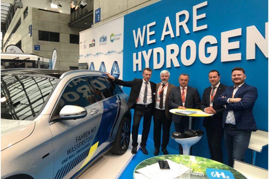 Водородная энергетика: Украина представила на выставке в Ганновере «дорожную карту» развития отрасли