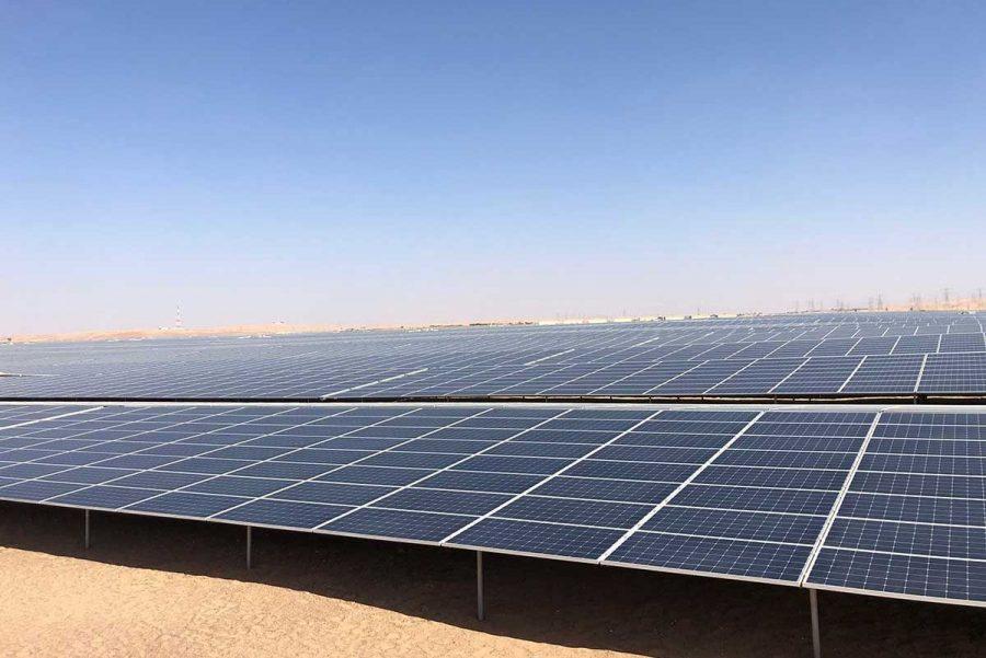 Найбільша приватна сонячна електростанція відкрита в ОАЕ