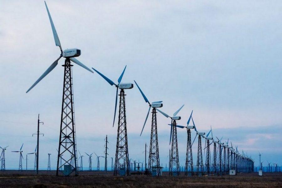 Запорожская ветряная электростанция будет построена компаниями LongWing и GE