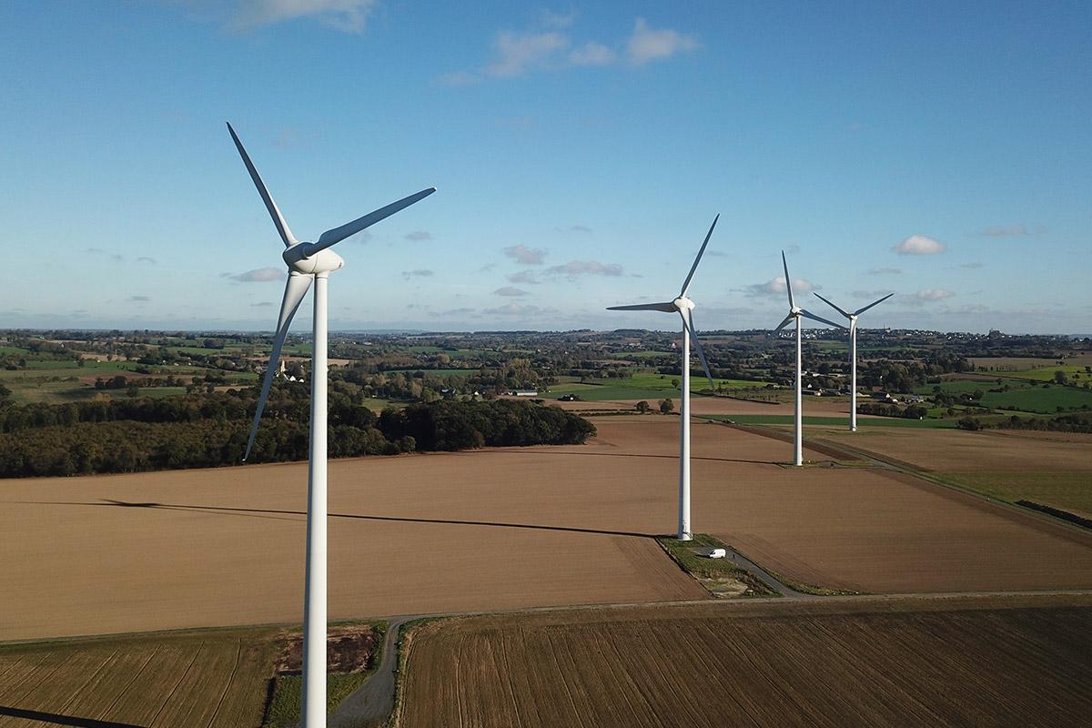 Ветровая энергетика Украины стала пятой в Европе