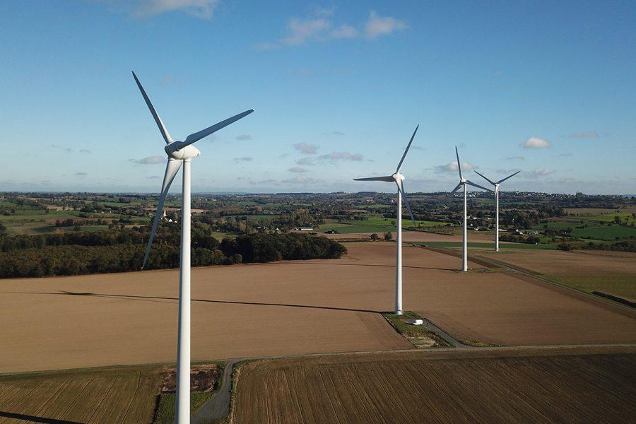 Вітрова енергетика України стала п'ятою в Європі