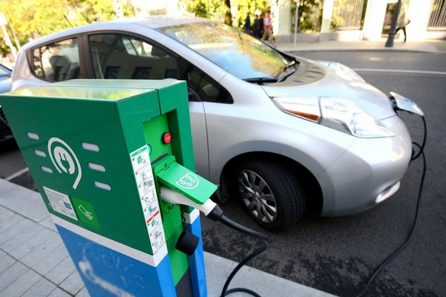 Электромобили в Украине: спрос на электрокары продолжил рост