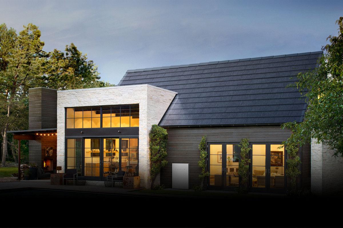 Солнечная крыша от Teslа: третья версия пошла в серийное производство